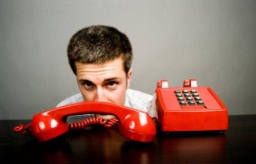 страх телефона