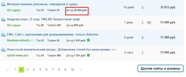 доход 30 тыс руб