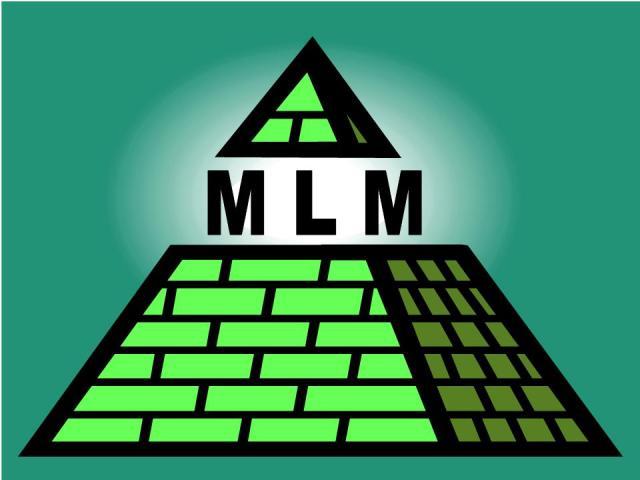 пирамида млм