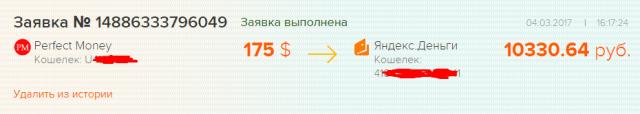 вывод денег с интернета